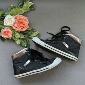 Coach Freesia Hightop sneakers